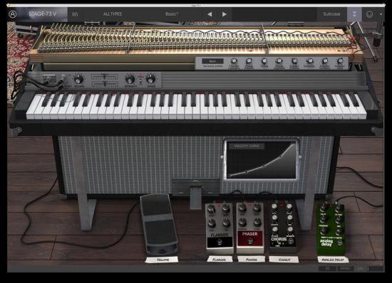 电子钢琴 – Arturia Stage-73 V v1.5.0.3410-乐球网