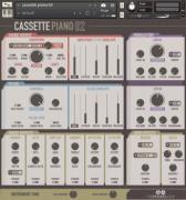 旧式钢琴 – THEPHONOLOOP Cassette Piano.02 v2.0-乐球网