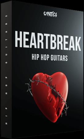 旋律采样包——Cymatics Heartbreak Hip Hop Guitars-乐球网