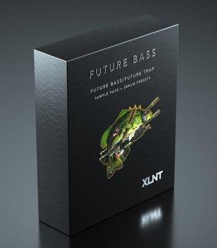 未来低音未来陷阱样品包+血清预设 – XLNTSOUND Future Bass MULTiFORMAT-DECiBEL-乐球网
