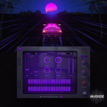 预设音色合成器插件 – BeatSkillz Synthwave KZ v2.5.4 WiNMAC RETAiL-乐球网