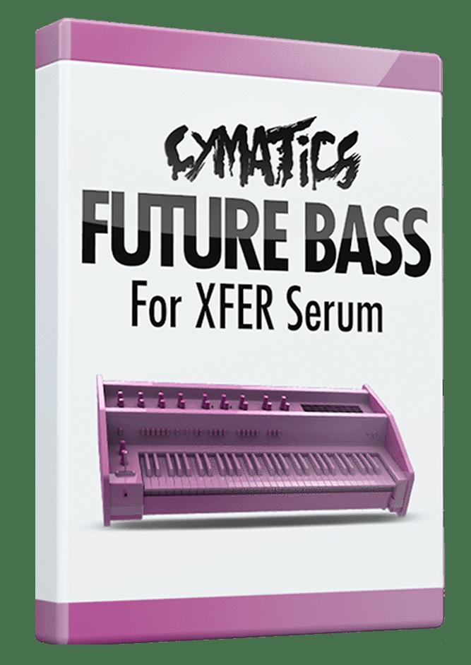 Future Bass预制包 – Cymatics – Future Bass For XFER Serum-乐球网