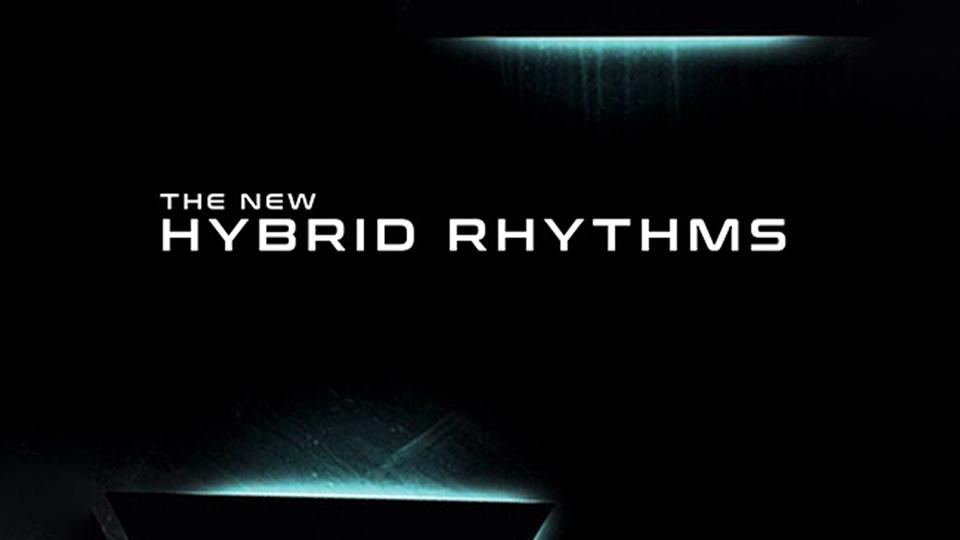 混合节奏8Dio Hybrid Rhythms-乐球网