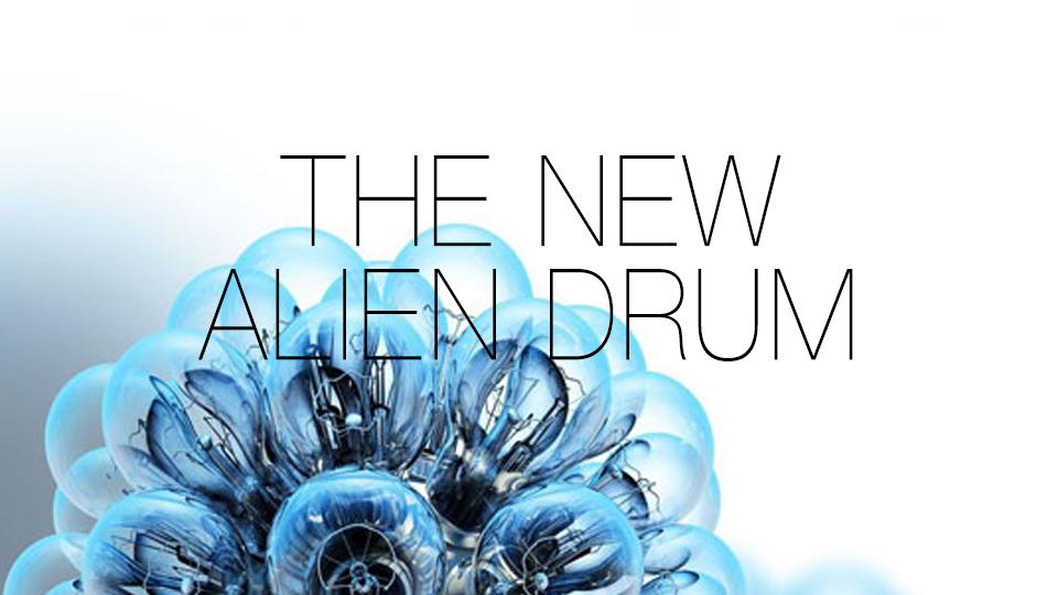 外星人鼓8Dio The New Alien Drum-乐球网