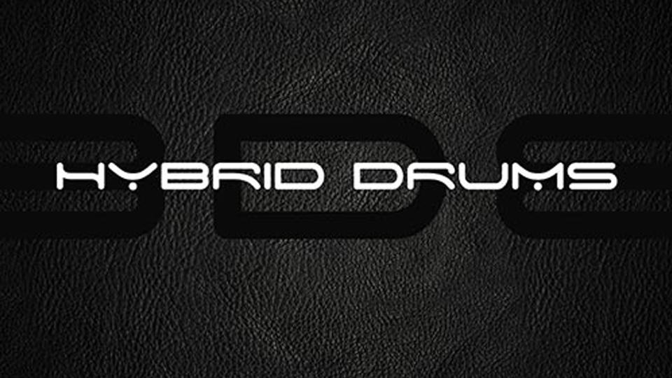 混合鼓8Dio Hybrid Drums 8D8-乐球网